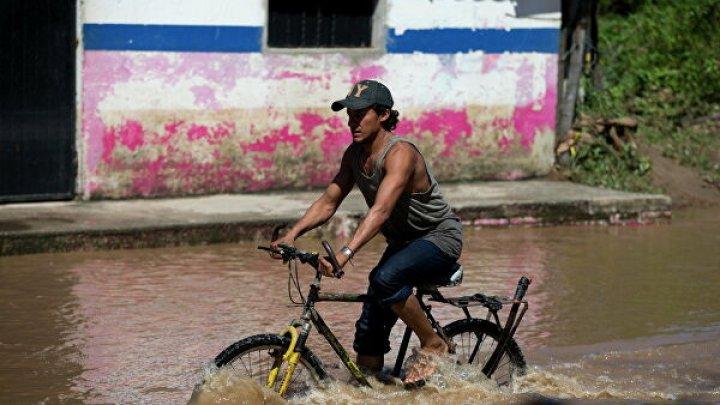 Тропический шторм повредил порядка 400 школ в Мексике