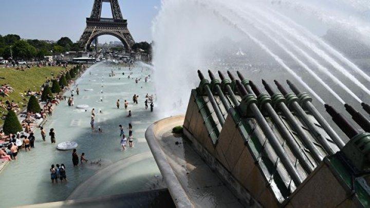 Летняя жара во Франции привела к смерти 1,5 тысячи человек