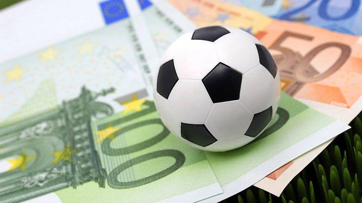 Самые высокооплачиваемые футболисты