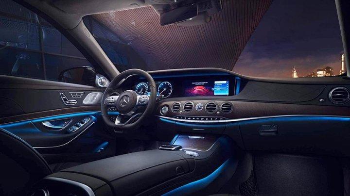 В США отзовут 744 тысячи автомобилей Mercedes-Benz
