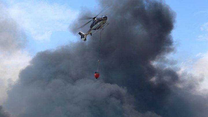Взрыв и пожар произошли на одном из крупнейших НПЗ в Италии