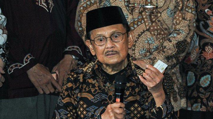 Умер бывший президент Индонезии