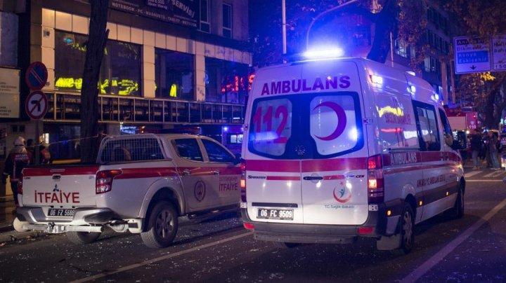 Четыре человека погибли при взрыве на юго-востоке Турции