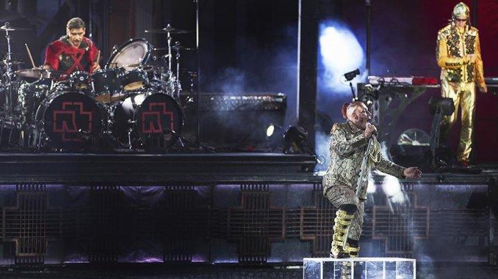 Жители Будапешта всю ночь слушали одну песню Rammstein из-за сбоя