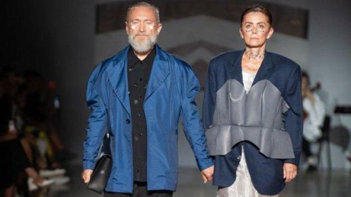 Модели 55+ вышли на подиум Ukrainian Fashion Week (фото)