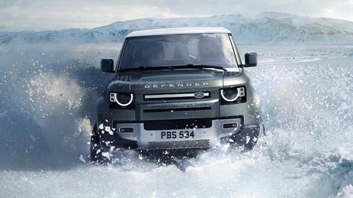 Land Rover показал возрожденный Defender (фото)
