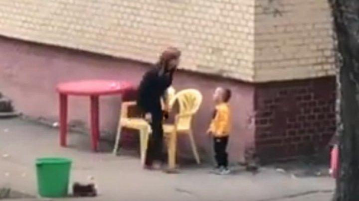 В Одессе издевательства воспитательницы над ребенком сняли на видео