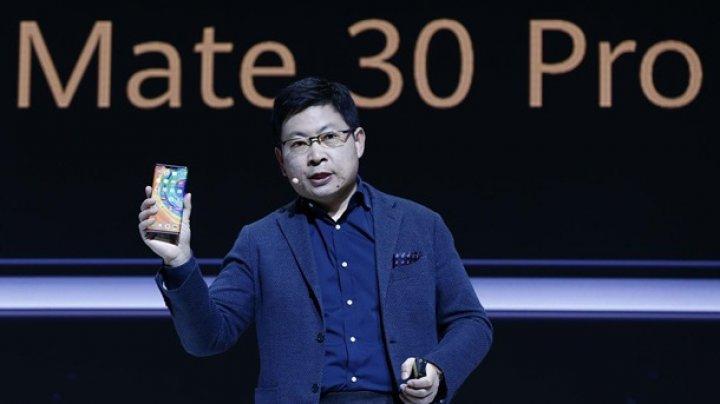 Huawei представила Mate 30 и 30 Pro без Google (фото-видео)
