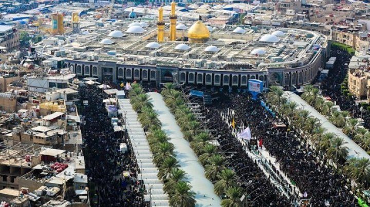 Теракт возле священного города в Ираке: 12 жертв