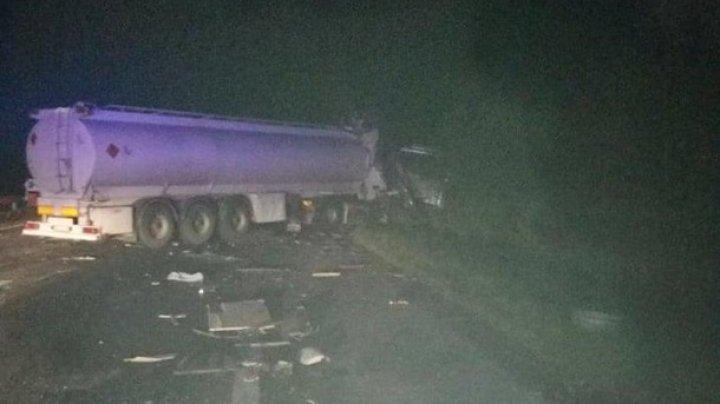 Девять человек погибли в ДТП в Житомирской области Украины (ФОТО)
