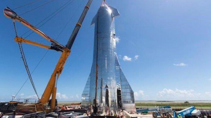 Илон Маск официально представил новый космический корабль