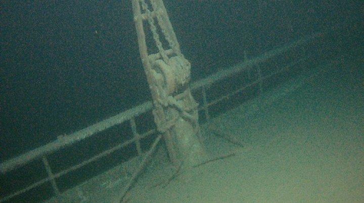 """В США нашли """"корабль-призрак"""", пропавший в 1901 году"""