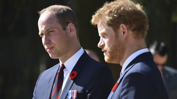 Принцы Гарри и Уильям публично поддержали ВИЧ-положительного спортсмена