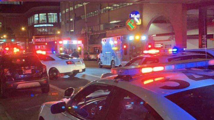 Шесть человек пострадали при стрельбе в центре Индианаполиса