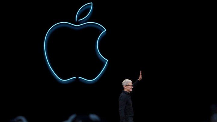 Рыночная капитализация Apple преодолела $1 трлн после презентации новых iPhone