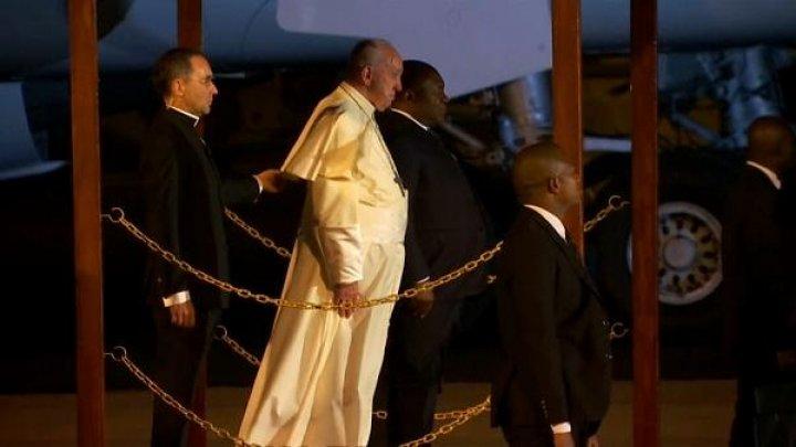 Папа Римский приехал в Африку