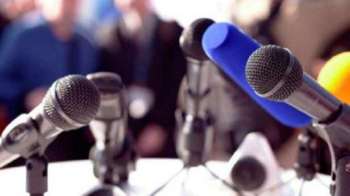 Пресс-конференцию по итогам межправительственной молдо-российской комиссии отменили