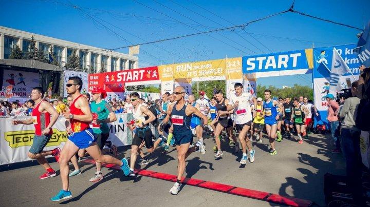 29 сентября состоится пятый Кишиневский международный марафон