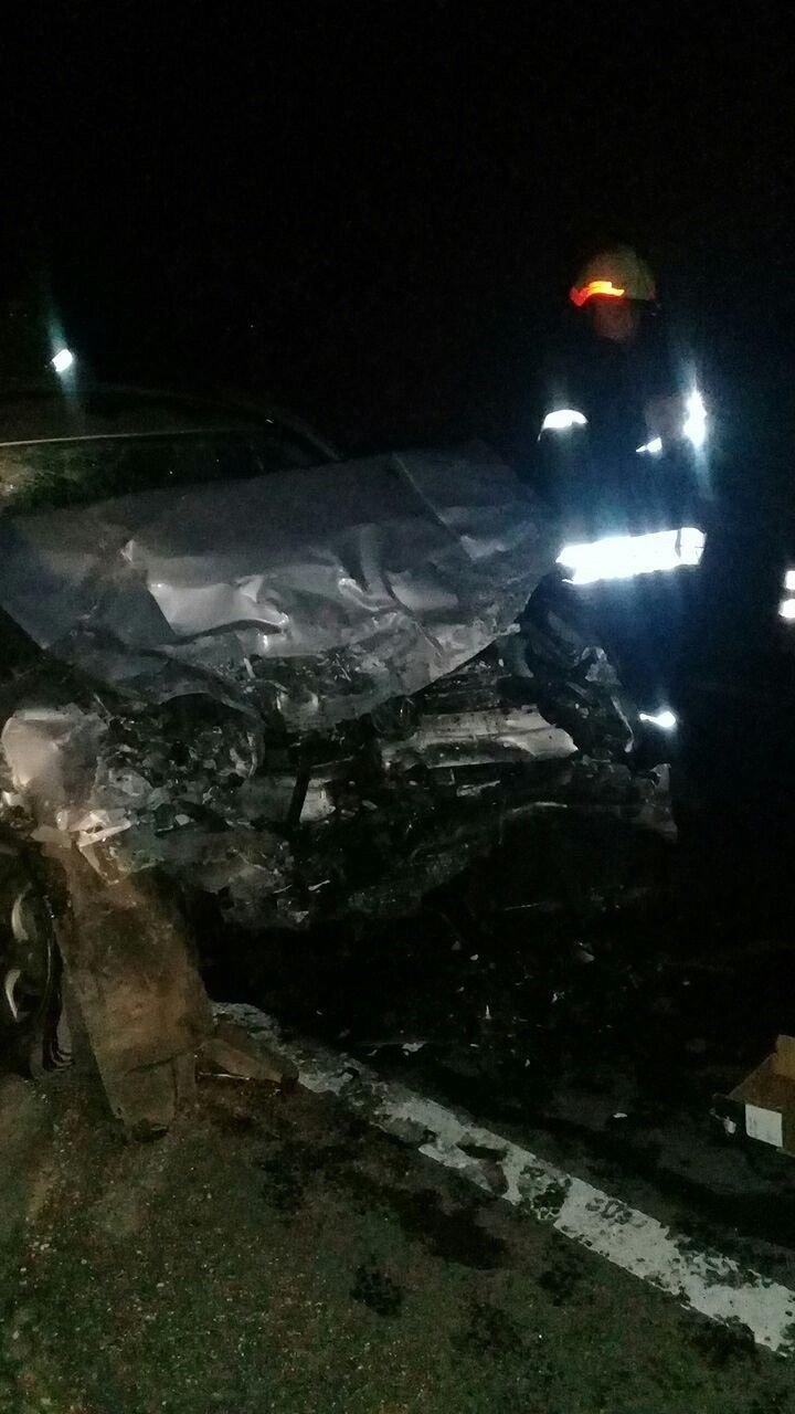 Страшная авария во Флорештах: один человек погиб, еще семеро, включая двоих детей, госпитализированы