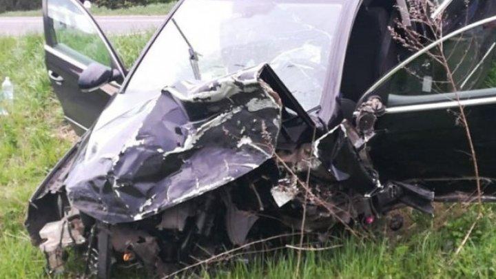 Серьезная авария в Резине: один человек погиб, трое госпитализированы