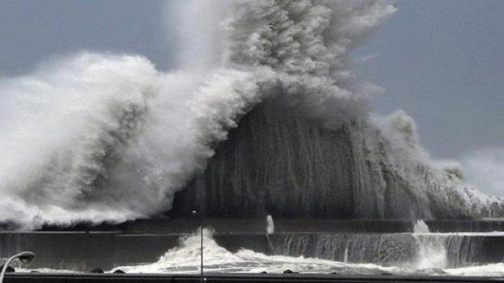 В Японии и Южной Корее отменили более 900 авиарейсов из-за тайфуна