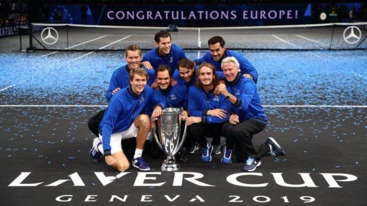 Сборная Европы стала обладателем Кубка Лэйвера в 3-й раз