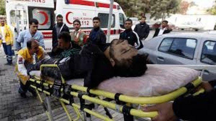 В Турции шесть человек погибли в ДТП с автобусом, перевозившим мигрантов
