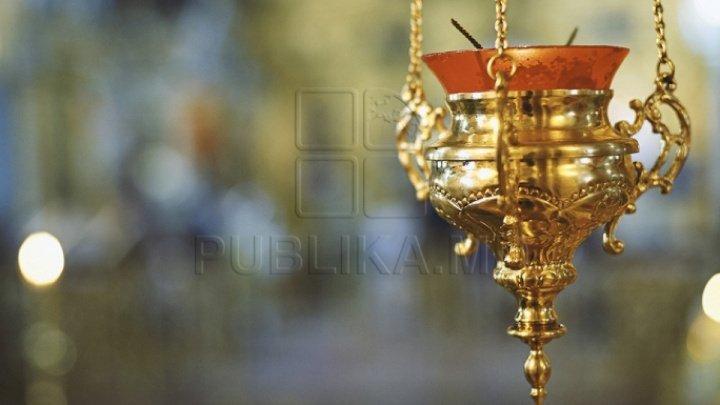 Чествование Святого Дионисия Ерхана: В Сурученском Георгиевском монастыре прошла торжественная литургия