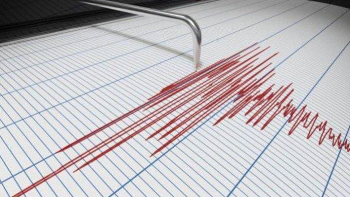 Во Вранче произошло новое землетрясение магнитудой 4,1