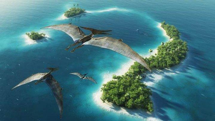 Ученые детально восстановили картину гибели динозавров
