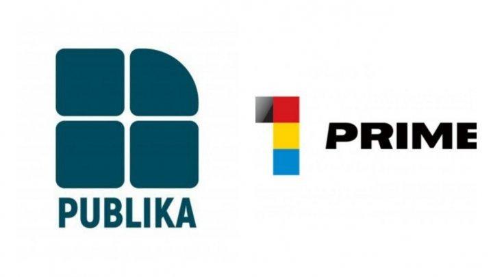 Publika TV и Prime TV выступили с заявлением после обвинений Александра Слусаря