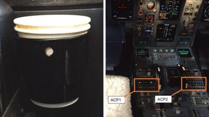 Стаканчик с кофе заставил самолёт с 326 пассажирами развернуться над Атлантикой
