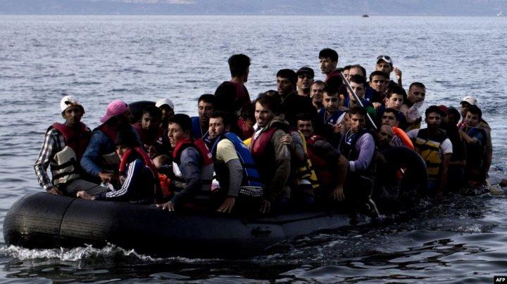 """Греция ввела чрезвычайные меры из-за """"огромных волн мигрантов"""""""