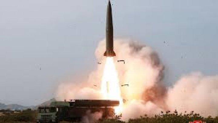 КНДР устроила испытания сверхбольшой реактивной системы