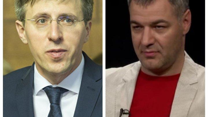 Сплотились против Чебана: заявления Киртоакэ и Цыку после регистрации для участия в выборах