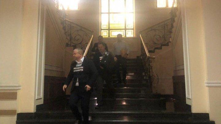 Генпрокуратура выступила с разъяснениями по поводу обысков в кабинете Иона Друцэ