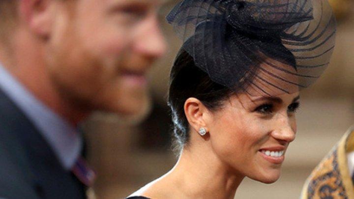 Жена принца Гарри возглавила престижный рейтинг Британии