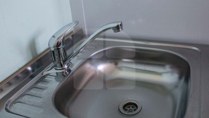 Apă-Canal рассказал о том, в каких районах Кишинева в среду не будет воды