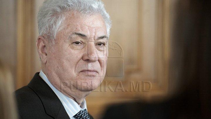 Воронин требует отставки министра экономики Брынзана