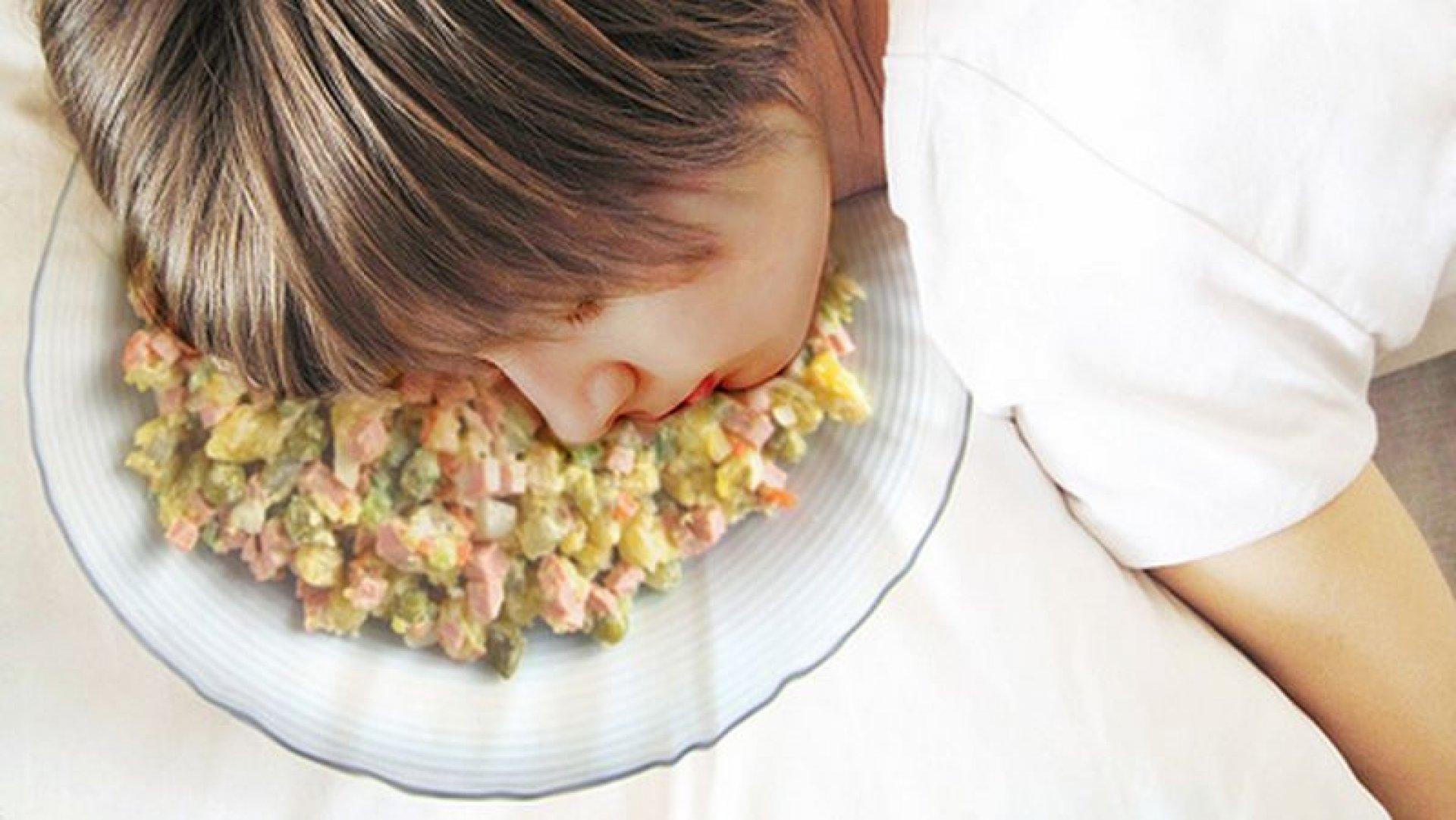 картинки смешные лицом в салат его чиста