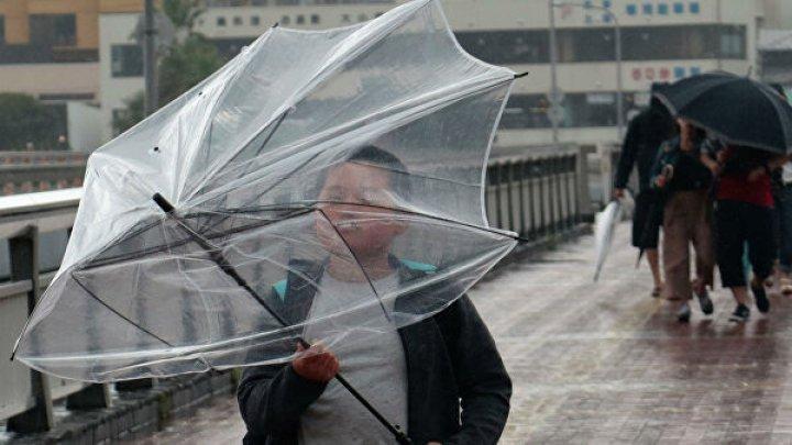 """К Японии приближается мощнейший тайфун """"Хагибис"""""""