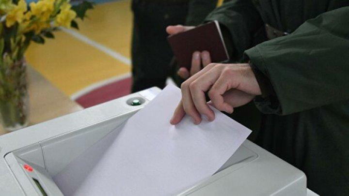 В Швейцарии проходят парламентские выборы
