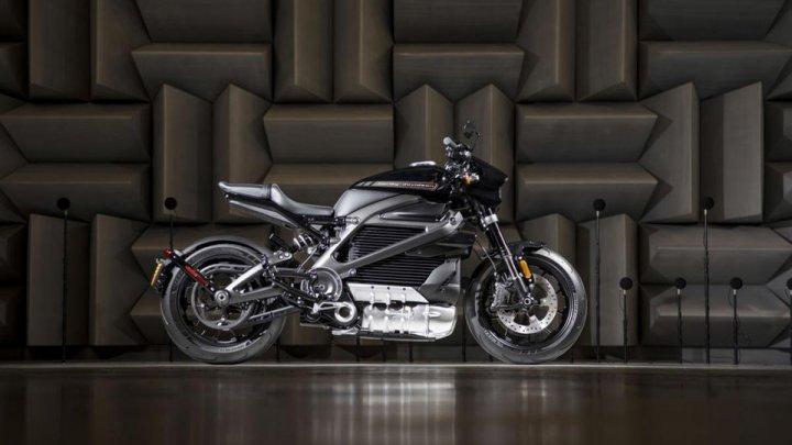 Harley-Davidson прекратила производство своего электрического мотоцикла