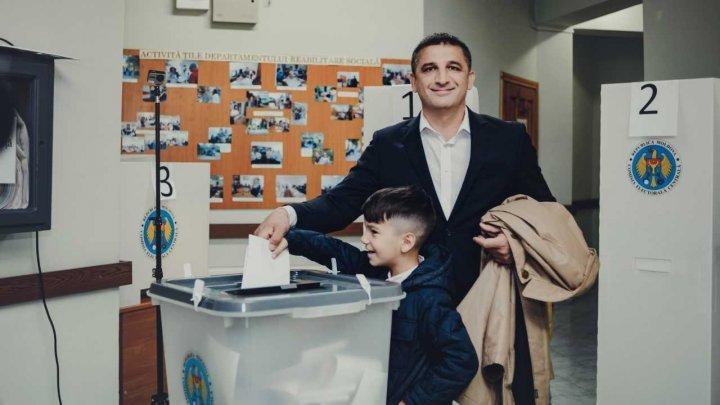 Влад Цуркану: Важно, чтобы на эти выборы пришло как можно больше людей
