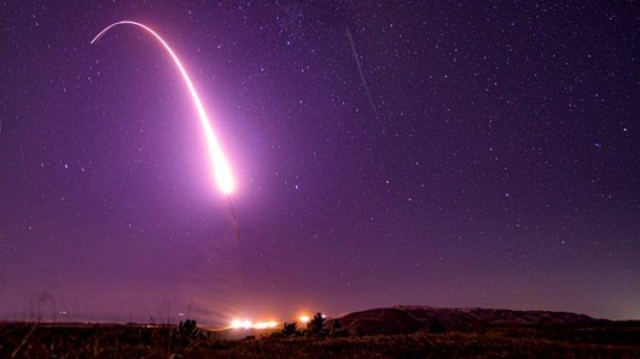 В США испытали межконтинентальную ракету (ФОТО,ВИДЕО)