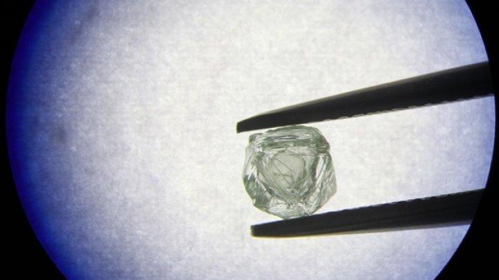 """В Якутии найден алмаз-""""матрешка"""" (ВИДЕО)"""