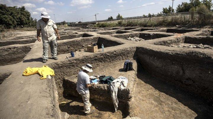 В Израиле найден уникальный древний мегаполис