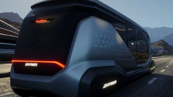 Анонсирован первый беспилотный дом на колесах (ВИДЕО)