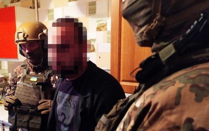 В Одессе задержали подозреваемых в разбое, пытках и вымогательстве (ФОТО,ВИДЕО)
