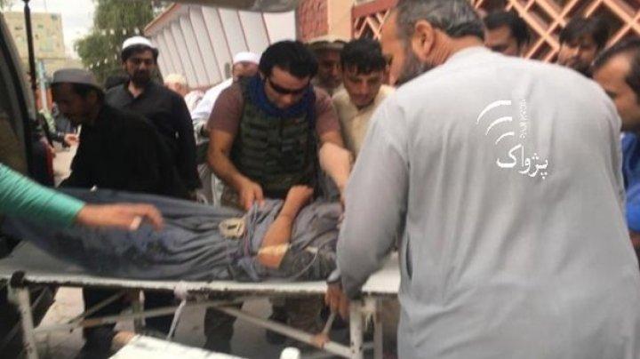 Взрыв в мечети Афганистана: более 30 жертв